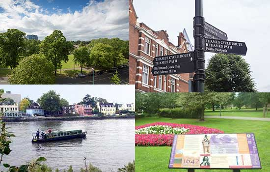 Serviced Accommodation provide property rentals in Richmond, Chiswick, Kew