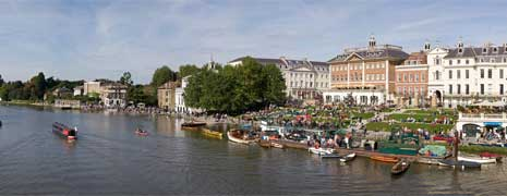 Serviced Accommodation rentals in Richmond