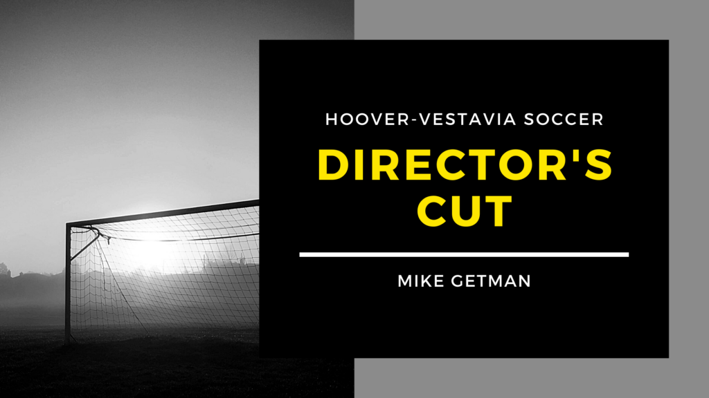 Mike Getman Director's Cut 10