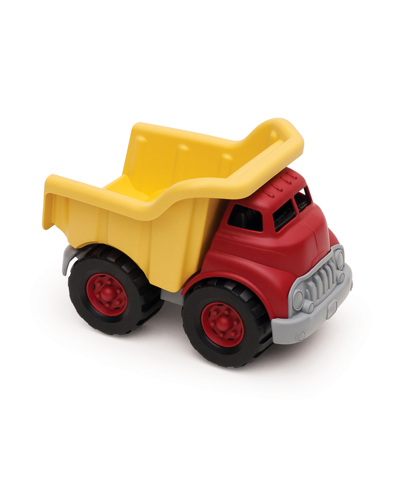 Recycled Bottles Toy Dump Truck