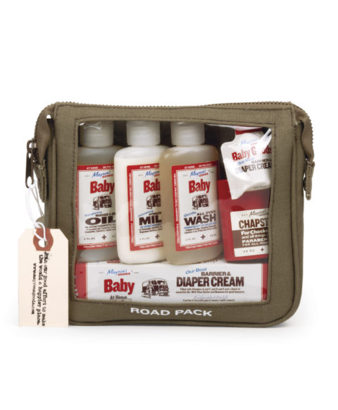 ROAD PACK - Our Baby Goods Skincare in To Go Sizes