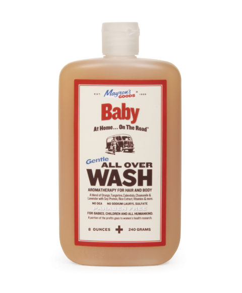 Gentle All Over Baby Body Wash