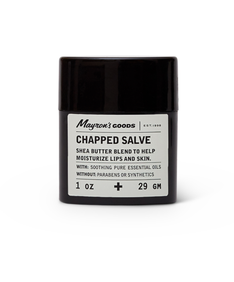 CHAPPED SALVE