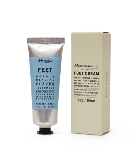 FEET Foot Cream 1952 Series 3 oz