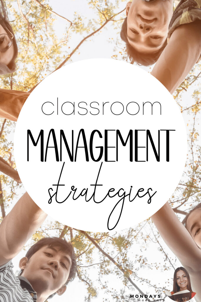 classroom managementstrategies and behaviour management tips that students love