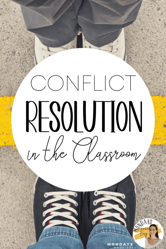 Conflict Resolution for Teens: How to Manage Classroom Conflict and Approach Difficult Conversations
