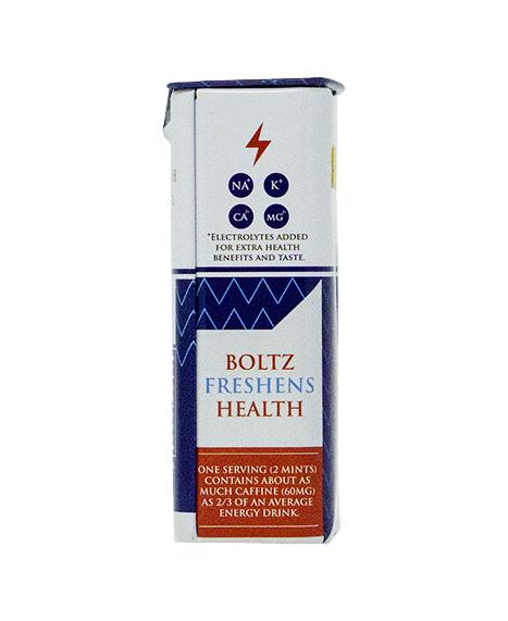 boltz energy hemp cbd mints   steve mints electrolytes energy crafted mints