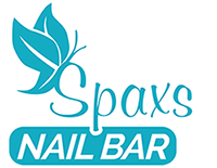 Spaxs Nail Bar Inc. Logo