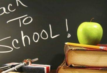 Easing a Child's Summer to School Transition
