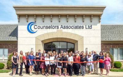 Counselors Associates Cuts Ribbon at New Shiloh Location