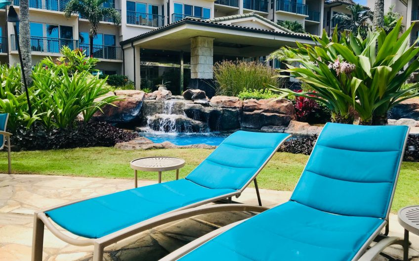 Ohana Manor. OCEAN VIEW at Waipouli Beach Resort Sleeps 7!