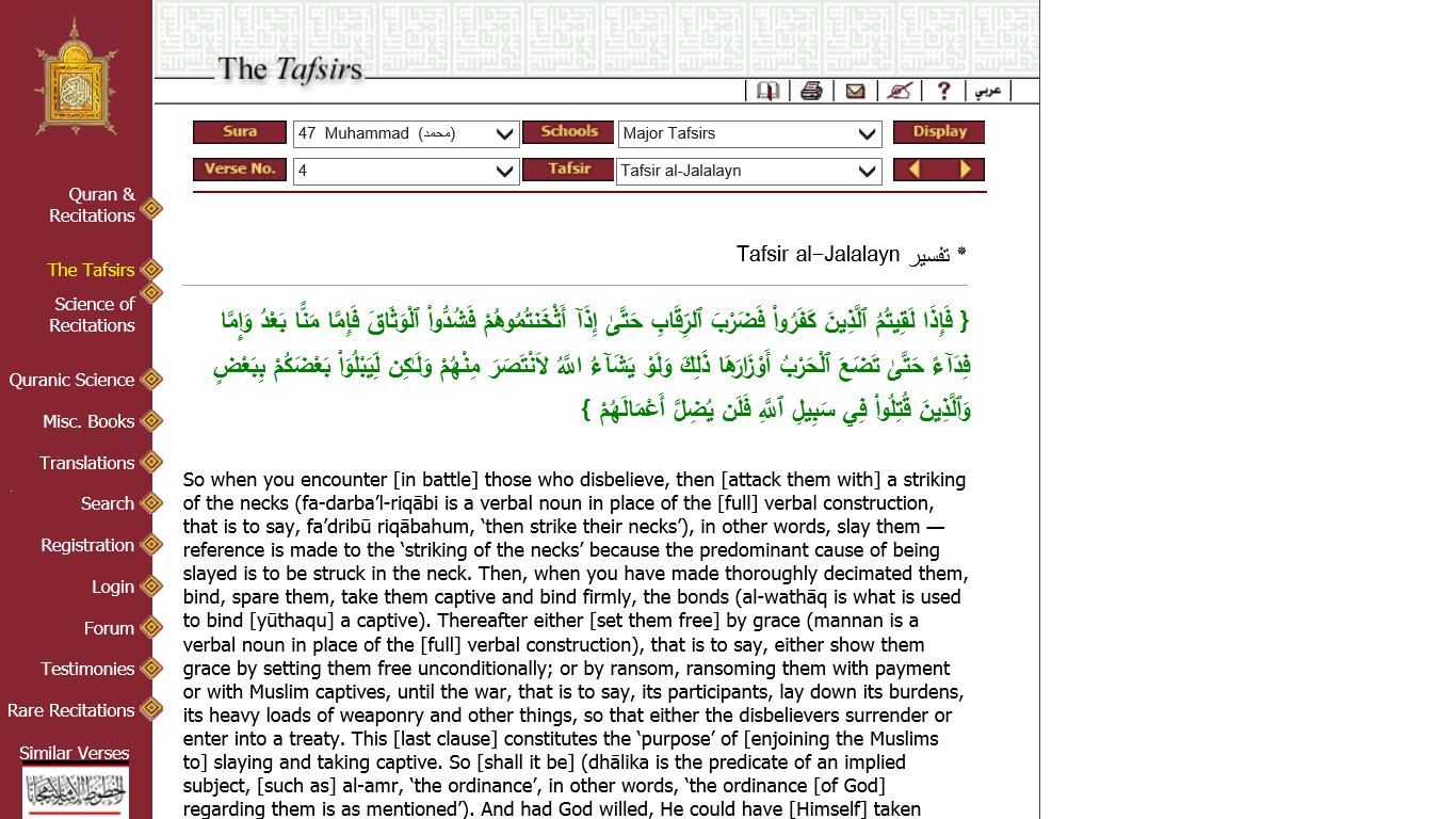 47 4 Mohammad beheadings