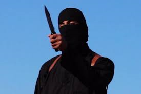 jihadist with knife