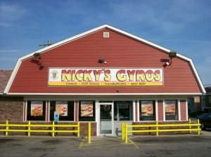 Nickys Building