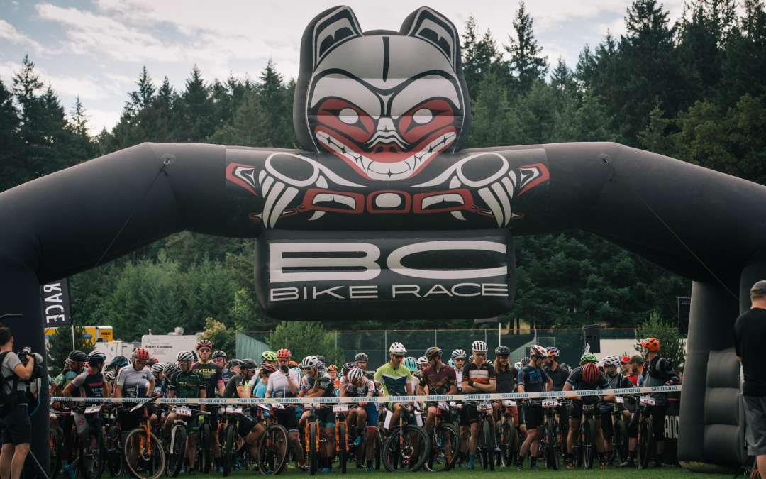 BC Bike Race 2018: Day 1 – Cowichan Valley