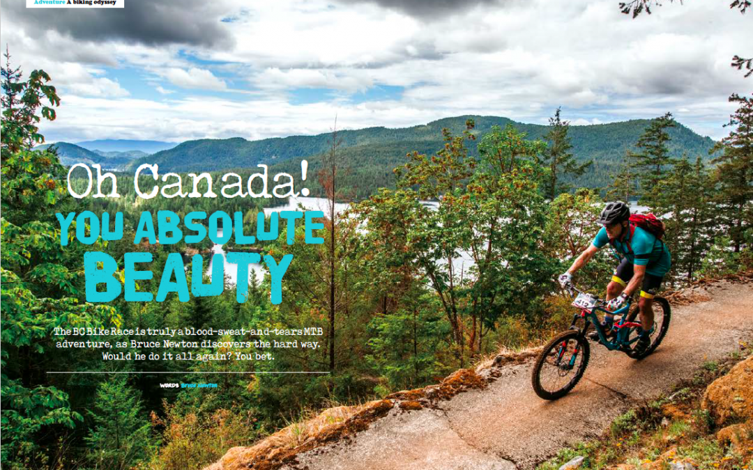 Outdoor Magazine: Oh Canada! You Absolute Beauty