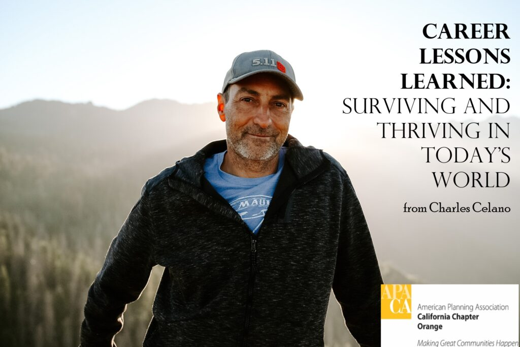 August Lunch Program: Career Lessons Learned: Surviving and Thriving in Today's World