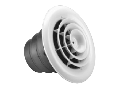Round Ceiling Diffuser Mini #MV360S