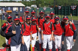The Upper Deck Cougars, based out of Frankfort, IL, recently competed in a week-long tournament in Cooperstown, NY.