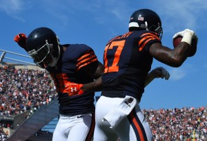 After a well-rounded victory over Tampa Bay, the Bears are sitting pretty at 5-6 with five games to go.