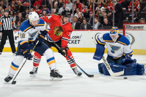 Role players like Richard Panik (pictured) will need to carry the burden of a younger Hawks team that looks to win back-to-back Stanley Cups.
