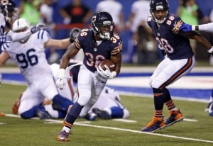 With Matt Forte's departure, Jeremy Langford will have a strong chance to become the next offensive superstar on a promising Bears team.