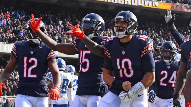 Bears Playoff Talk, Jabari Parker Trade, and More on WHPK Show #10