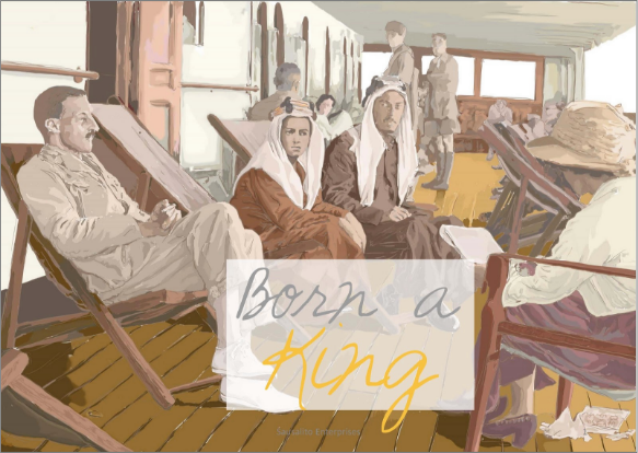 BORN A KING Feature Film