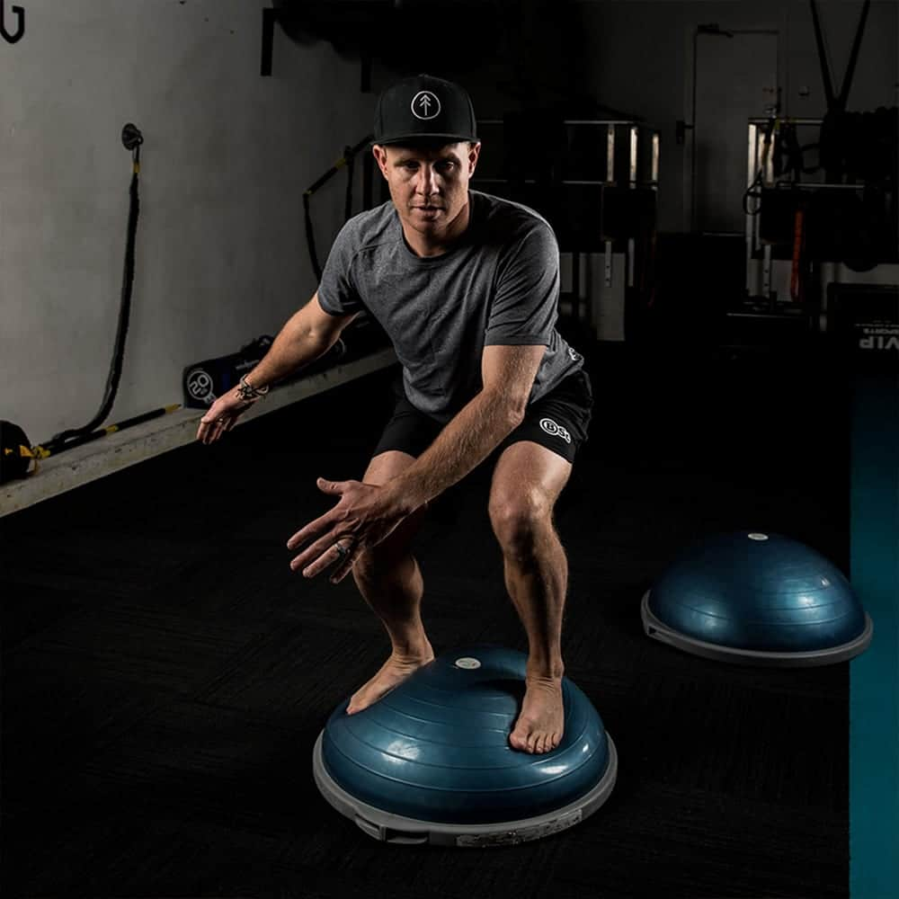 Ryan Clarke profile bosu jumping