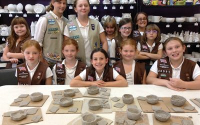 CCSA Highlights 10 Reasons Why A Paint-Your-Own Pottery (PYOP) Studio Is Perfect For Off-Site Field Trips And On-Site Events