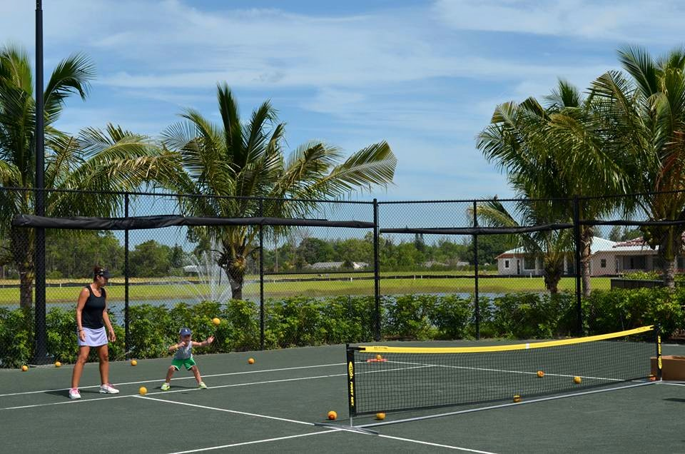 Traveling Tennis Pros - Fort Myers