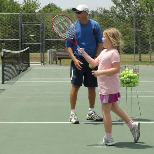 Junior Tennis Lesson Traveling Tennis Pros