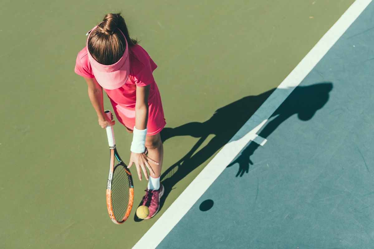 Use the Body Serve to Disrupt a Good Returner by Steve Annacone