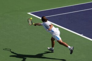 Always Expect the Ball to Come Back by Steve Annacone