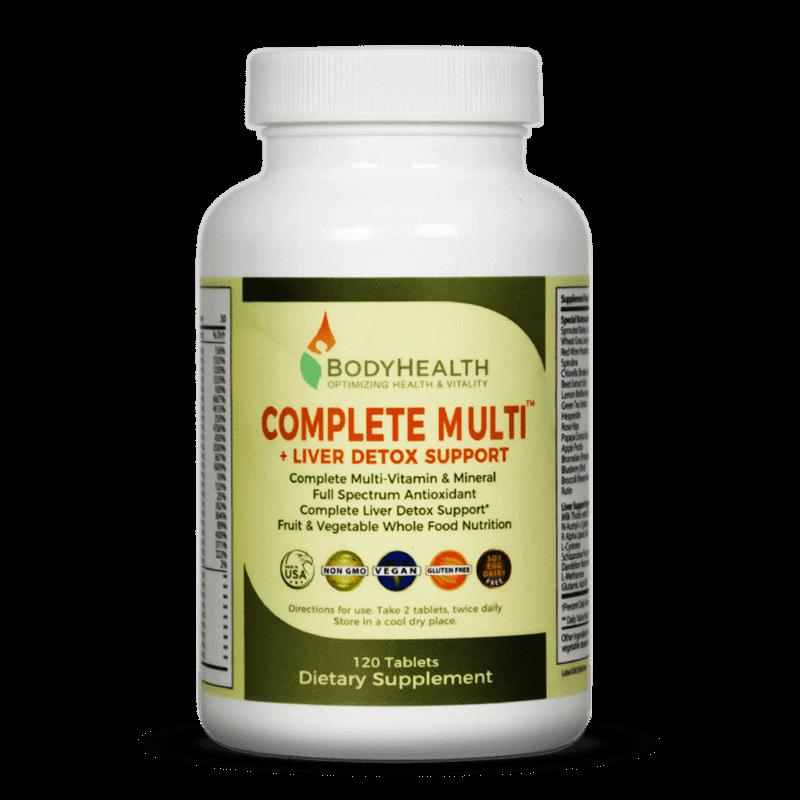 Complete Multi - Alma Supplements