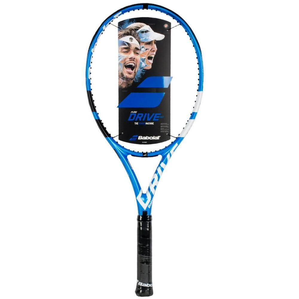 Babolat Pure Drive 107 - Traveling Tennis Pros