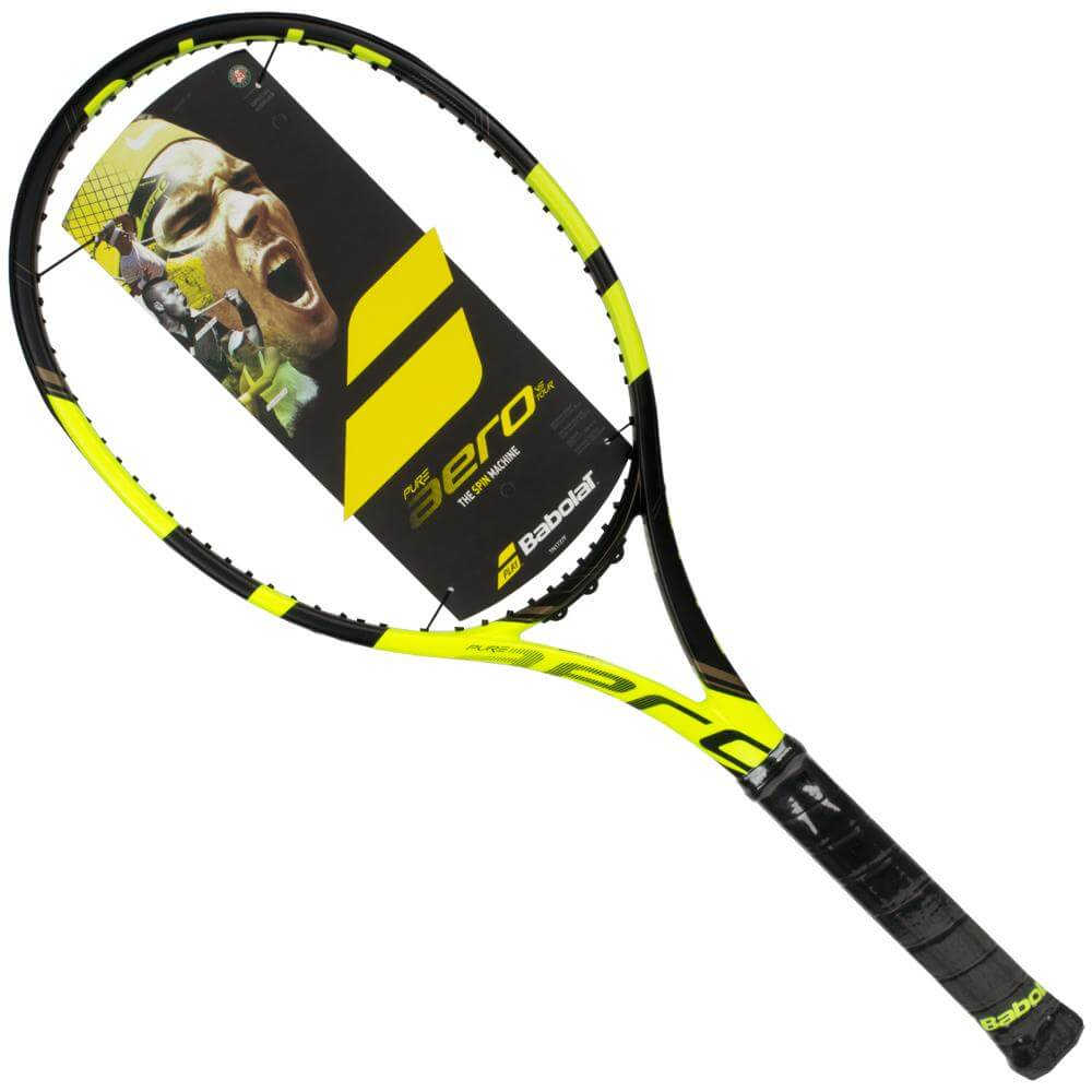 Traveling Tennis Pros - Babolat Racquets