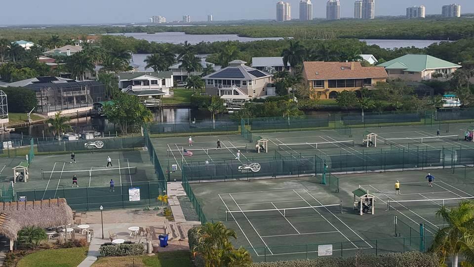 Traveling Tennis Pros - Beach & Tennis Club