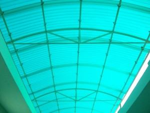 DuppD 20 transluscent roof