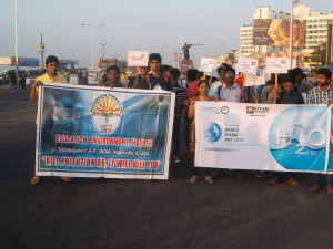 WW Day Rally on Vizag Beach SAM_2128