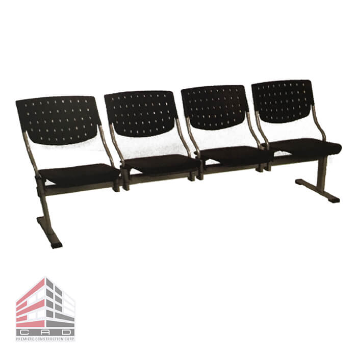 Chair System gang chairs nc-4str