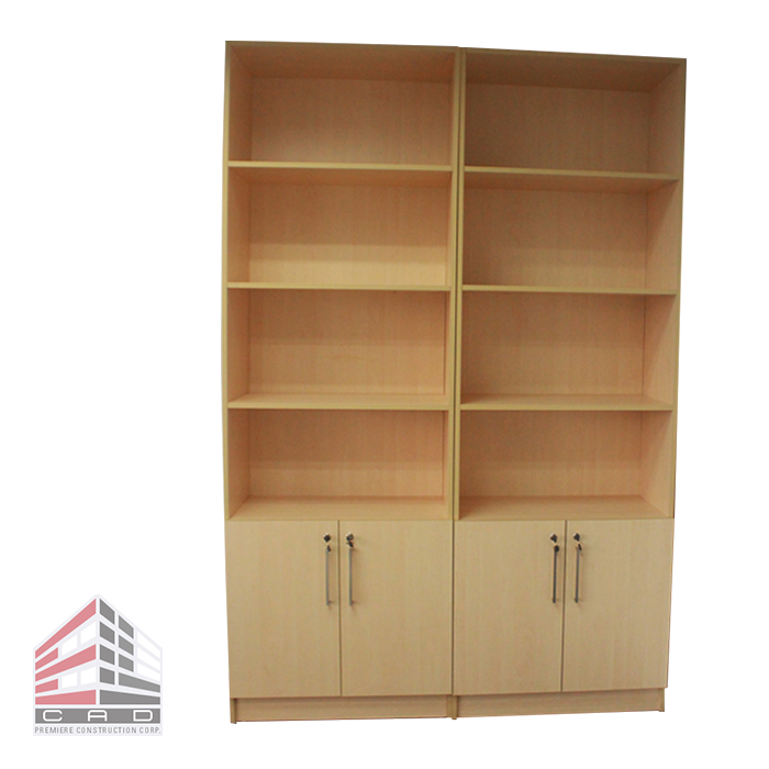 Filing System- Laminated Cabinet Customised