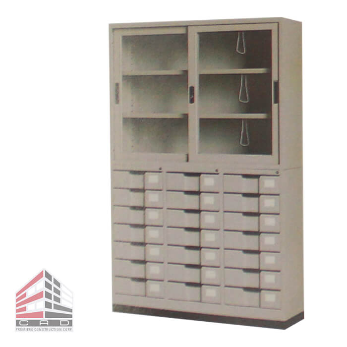 Filing System- Steel Cabinet KS-118-21D