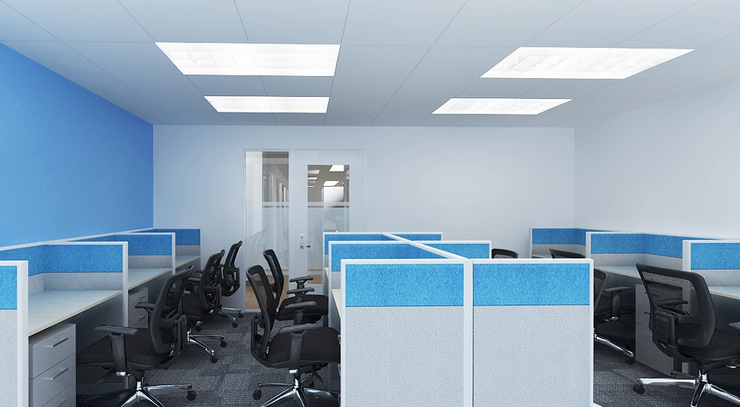 Fit out for a Growing Workforce - Ellcad Premiere Construction Corporation