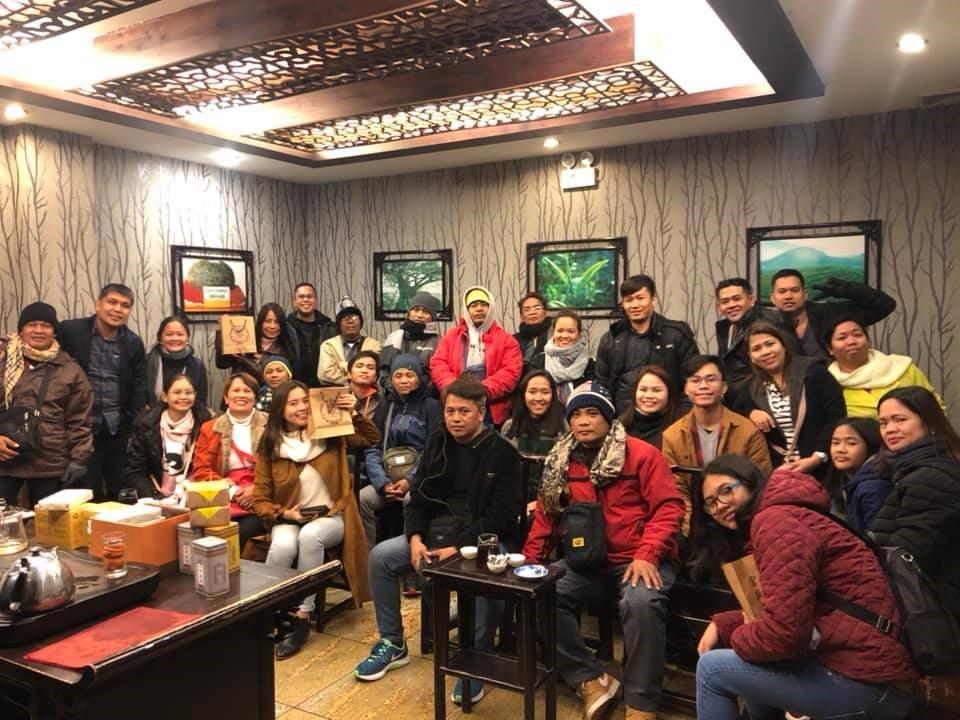 Ellcad Team at Kongfu Tea