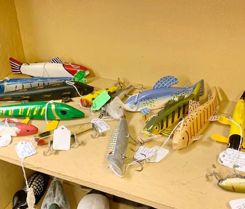 Fishing Lures @ Avenue's End Mini Mall