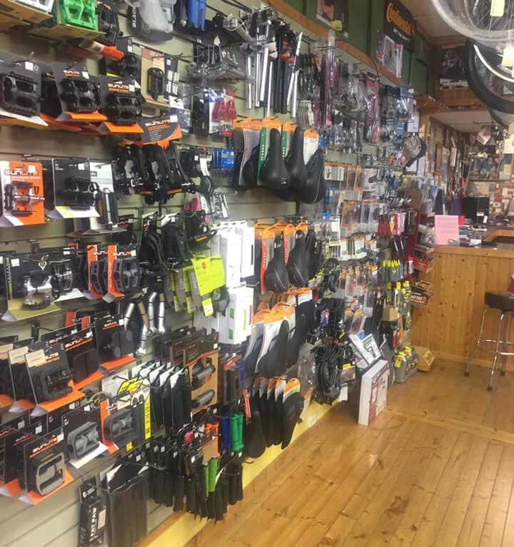Bike Accessories @ Trailhead Bike Shop