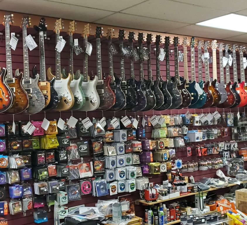Instruments & Accessories @ Instrumental Music & Sound