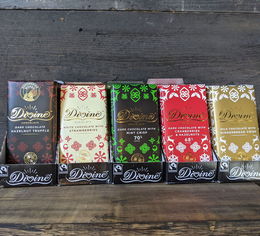 Chocolate Bars @ HumaniTea