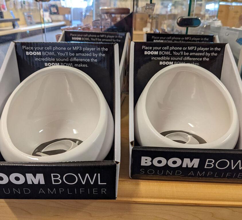 Boom Bowl @ Mariellen's Hallmark